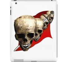 A Banner Of Piracy iPad Case/Skin