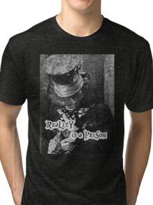 mad hatter  Tri-blend T-Shirt