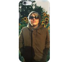Sunflower Prince iPhone Case/Skin