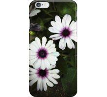 Deep Purple Flower Explosion iPhone Case/Skin