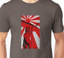 50's Surfer RED Unisex T-Shirt