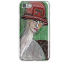 Art Deco Mannequin iPhone Case/Skin