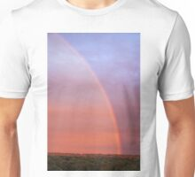 Sunset Rainbow Unisex T-Shirt