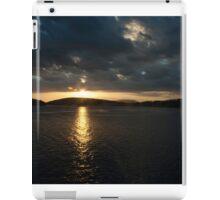 Bellingham Bay, WA iPad Case/Skin