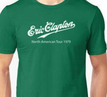 Eric C Tour White 1979 Unisex T-Shirt