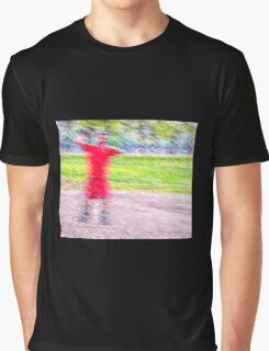 Sandlot Football Graphic T-Shirt