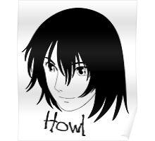 Howl Howl's Moving Castle Poster