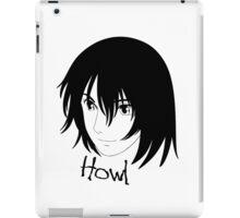 Howl Howl's Moving Castle iPad Case/Skin