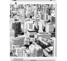toronto downtown iPad Case/Skin