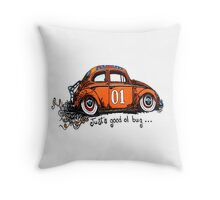 General.....Just a good ol bug Throw Pillow