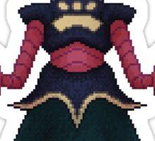 Pixel Flatwoods Monster Sticker
