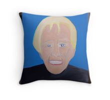 busey/nolte with whitey bulger posture Throw Pillow