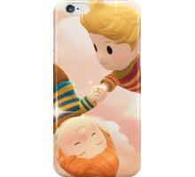 Super Smash Bros. Lucas and Claus iPhone Case/Skin