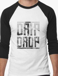 DRIP DROP  Men's Baseball ¾ T-Shirt