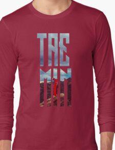 TAEMIN DRIP DROP Long Sleeve T-Shirt