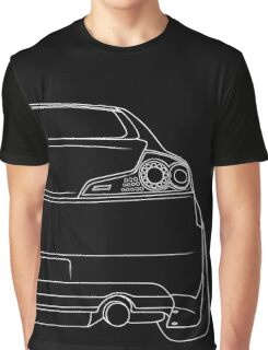 G35 rear outline - white Graphic T-Shirt