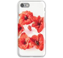RED challenge  iPhone Case/Skin
