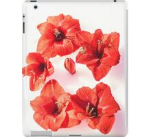 RED challenge  iPad Case/Skin