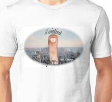 Empire State Toe  Unisex T-Shirt