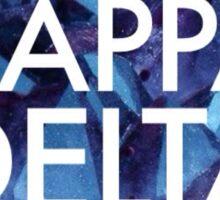 Crystal Kappa Delta Sticker