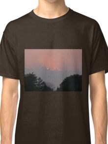 Sunset and clouds Classic T-Shirt