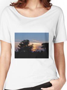Sunset Over Ashdown Women's Relaxed Fit T-Shirt