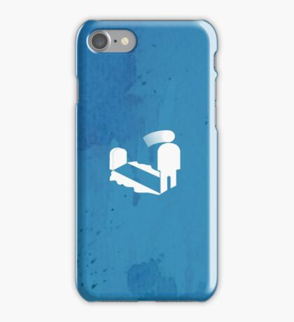 Quick revive iPhone Case/Skin