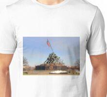 Marine Corps War Memorial Unisex T-Shirt