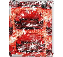Mercedes With Water Color  iPad Case/Skin
