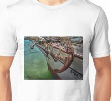 The Picton Castle - a real Tall Sailing Ship.........! Unisex T-Shirt