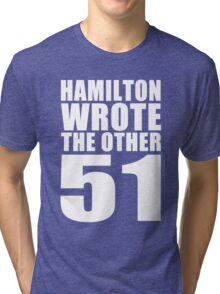 The Other 51 Tri-blend T-Shirt