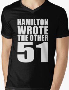 The Other 51 Mens V-Neck T-Shirt