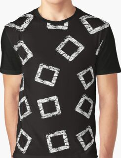 Torn Squares Graphic T-Shirt