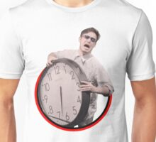 It's Time To Stop - Tee Print Unisex T-Shirt