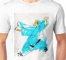 Shaolin Monk 17_SNAKE Unisex T-Shirt