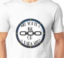 A Man, or A Parasite Unisex T-Shirt
