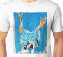 Shaolin Monk 8_CRANE Unisex T-Shirt