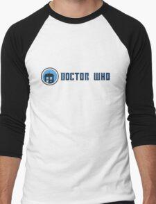 Doctor Who - Logo Men's Baseball ¾ T-Shirt