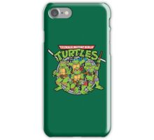 Teenage Mutant Ninja Turtles - Classic iPhone Case/Skin