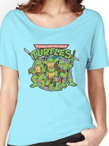 Teenage Mutant Ninja Turtles - Classic Women's Relaxed Fit T-Shirt