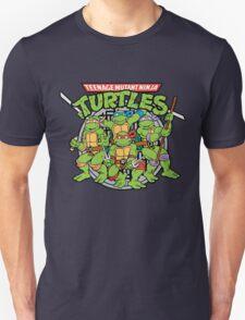 Teenage Mutant Ninja Turtles - Classic Unisex T-Shirt