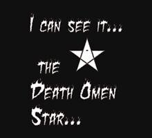 Anime - death omen star Unisex T-Shirt