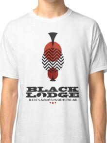 Twin Peaks- Black lodge Classic T-Shirt