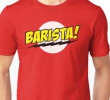 Barista Coffee Unisex T-Shirt