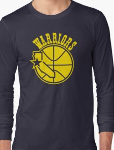 golden state warriors Long Sleeve T-Shirt