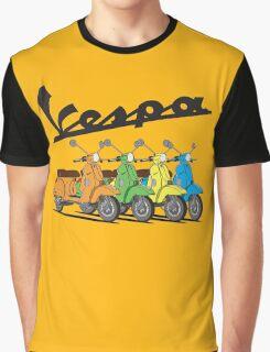Vespa PX 150 Graphic T-Shirt