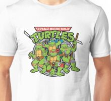 Teenage Mutant Ninja Turtles - 1987 Unisex T-Shirt