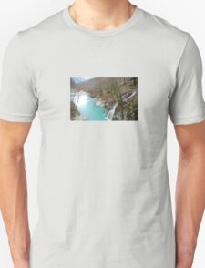 Nadiza River Near Napoleon Bridge Unisex T-Shirt