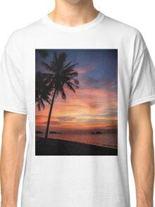 Koh Lanta Sunset Classic T-Shirt