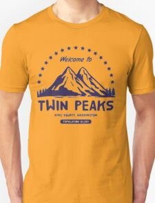 Twin Peaks  Unisex T-Shirt